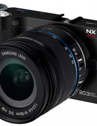 Review: Samsung NX200 System Camera