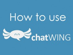 How to create a Chatwing chatbox